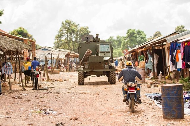 Nzako, République centrafricaine ©A.G.